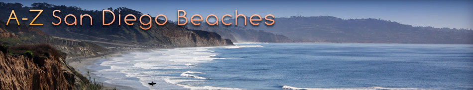 San Diego Beach Travel Information